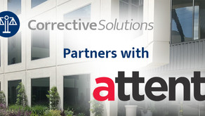Attenti Partners with CorrectiveSolutions in Florida