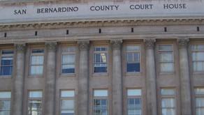 Diversion Program Contract Renewal With San Bernardino County