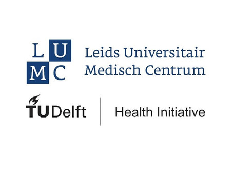 Delft Health Initiative and LUMC supports our Research!