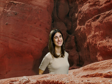 Maša join Mars Lab for her PhD!