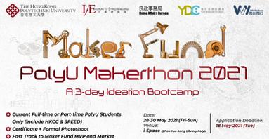Awardee of PolyU Makerthon 2021