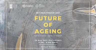 Winner of MIT HealthHACK 2021 Future of Ageing (Caregiver Support)