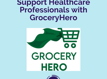 (SOCIETY) Ep 035 - How To Support Healthcare Professionals during COVID-19 with GroceryHero