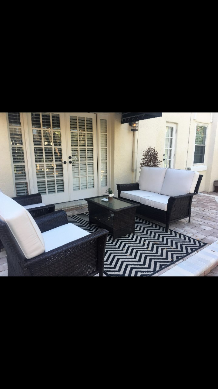 brand New Patio Cushions