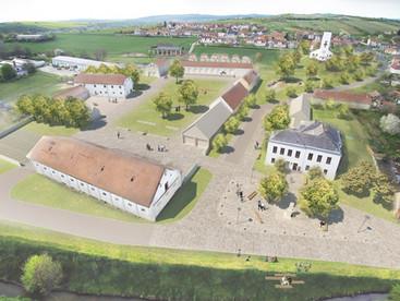 Revitalizace centra obce Žádovice