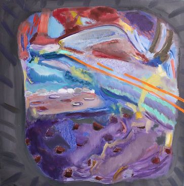 Andrea Castllo painting