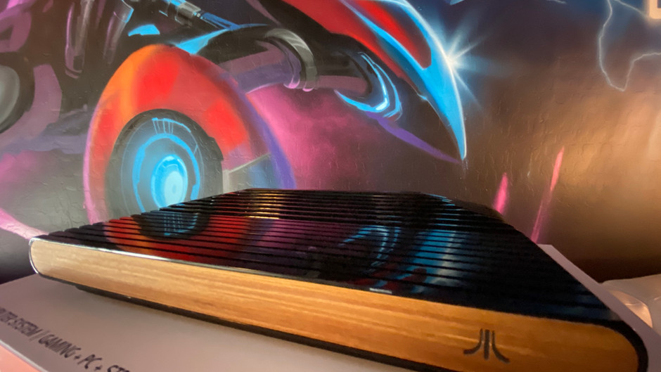 Unboxing Atari VCS - Guntech is coming!