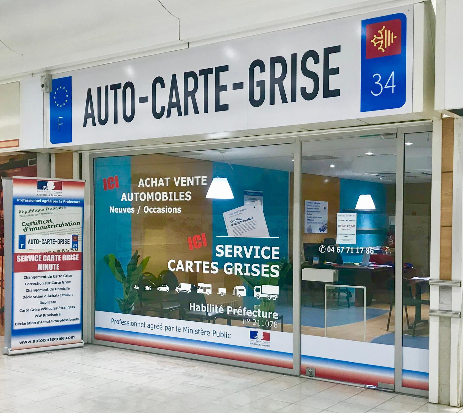 Carte Grise Auchan Perols.Carte Grise Montpellier Herault Occitanie Autocartegrise Com