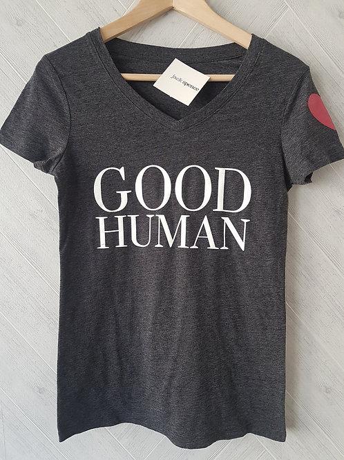 Good Human V-Neck