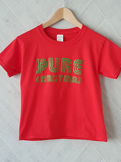 Pure Christmas Youth Tee