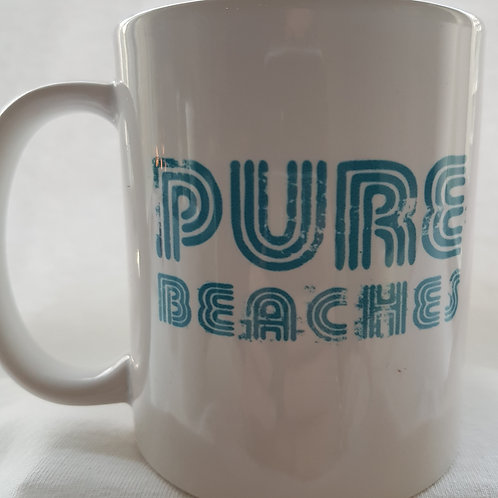 Pure Beaches Mug