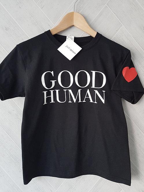Good Human Youth Tee