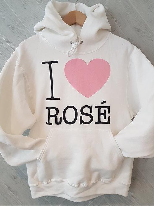 I Heart Rosé Hoodie