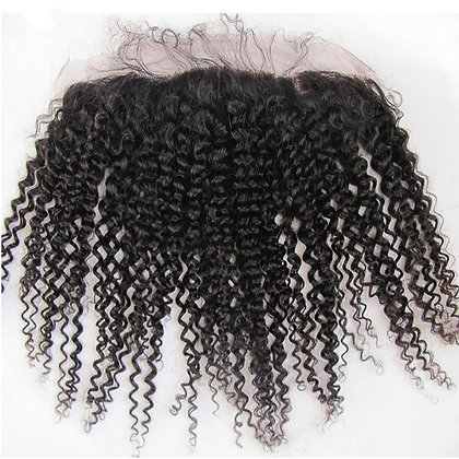 Kinky Curly - Lace Frontal