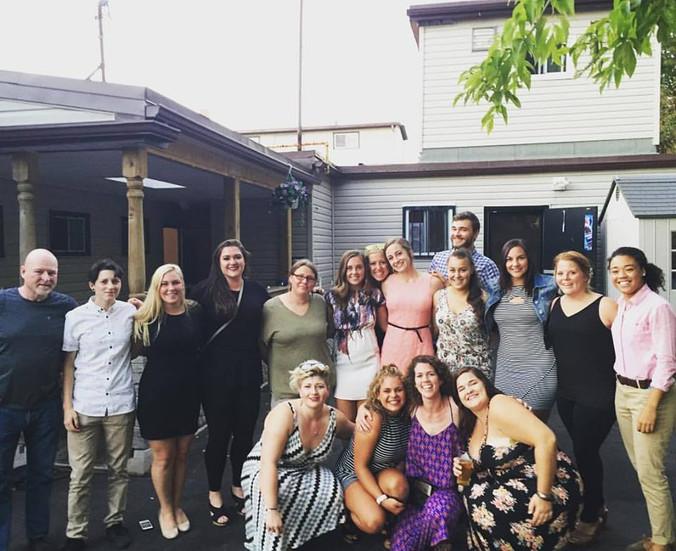 Year End Banquet 2016