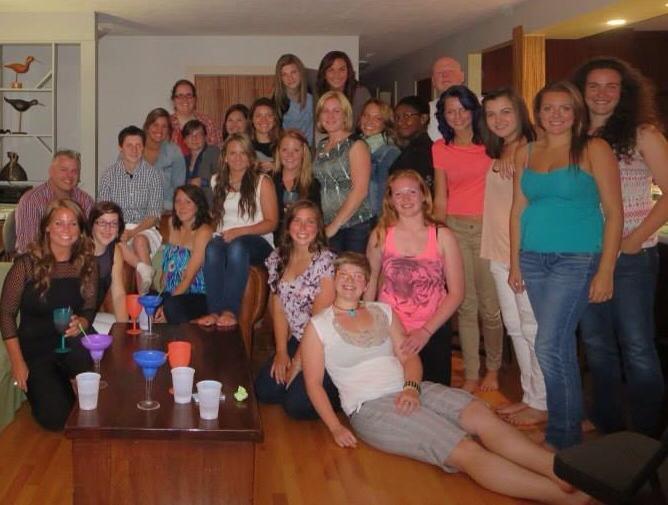 2013 Daiquiri Party at Steve's