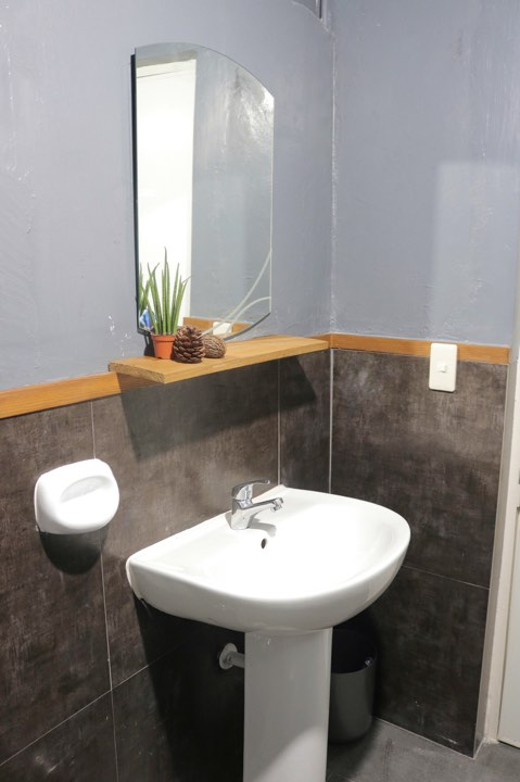 Coworking Manila - Toilet