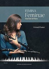 Femina Feminae Score Cover