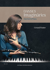 Danses Imaginàries Score Cover
