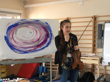 Playaway Music & Art Workshops