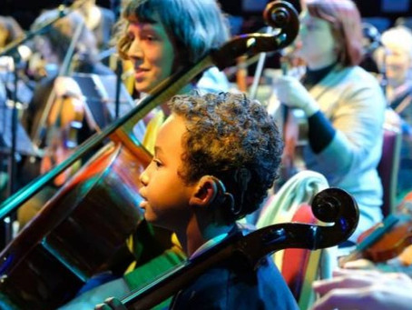 Lambeth Music Service: Music for Deaf Children