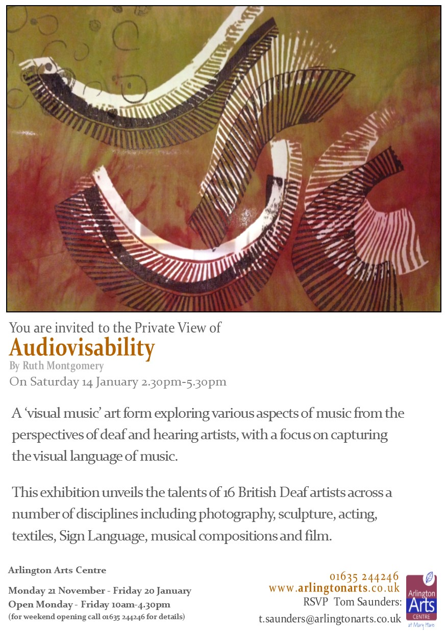 Audiovisability Private Viewing