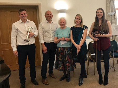 The FORTE Ensemble Performs in York and Leeds