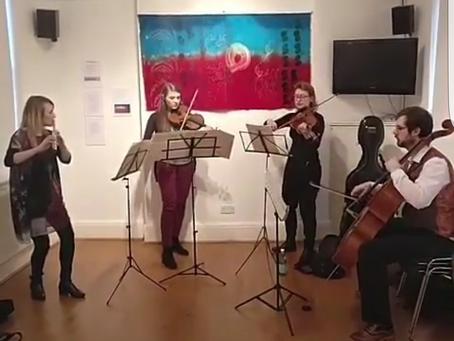 Audiovisability Exhibition at the Arab British Centre