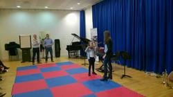 Workshop - Introduction to Violin