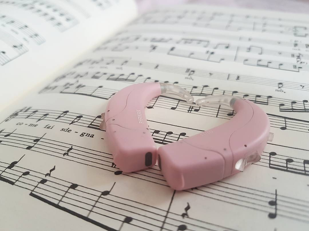 Hearing Aids on Music