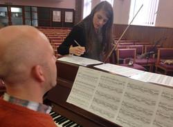 FORTE Ensemble Rehearsal