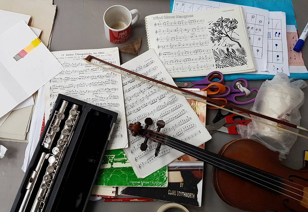 Workshop: Instruments and Art