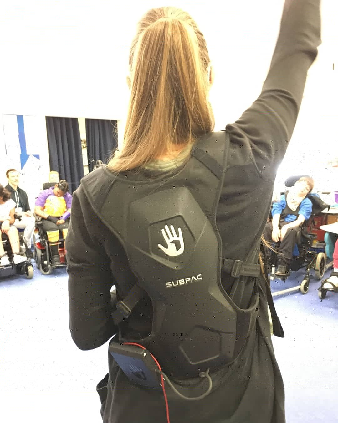 Demonstrating Subpac