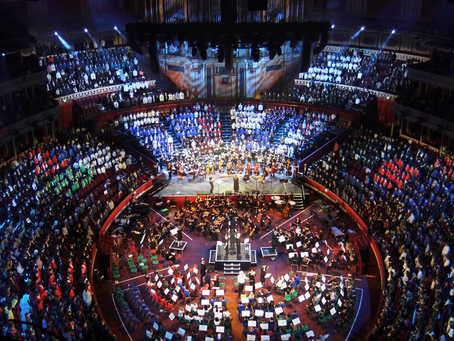 'A New Created World' at the Royal Albert Hall