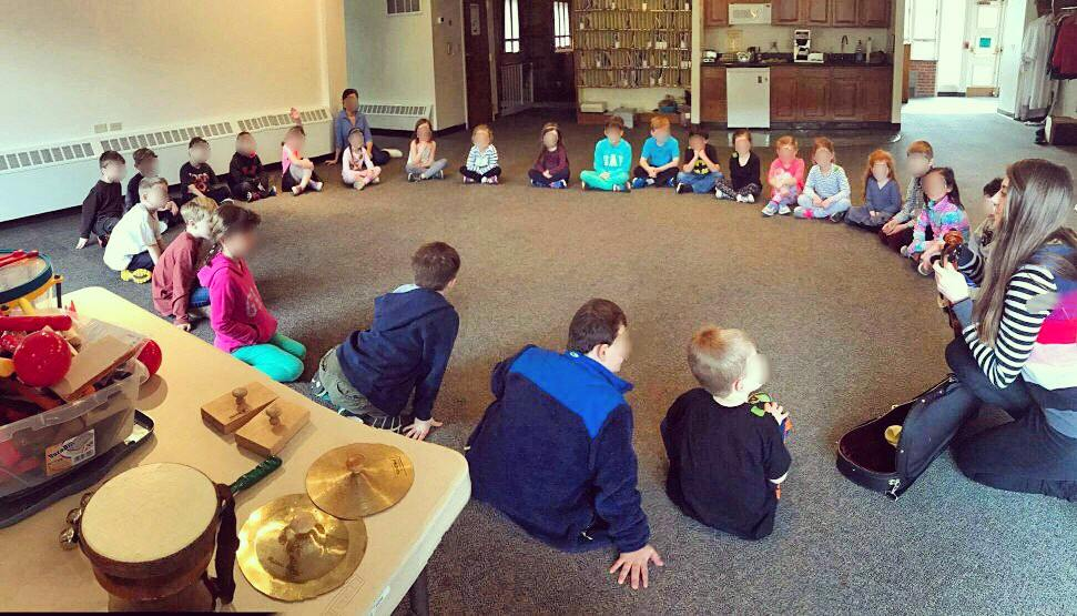 Kindergarten Music Workshop