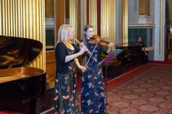 Eloise and Ruth Goldsmiths Hall