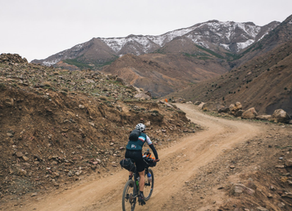 James Craven: Ultra Endurance Cyclist