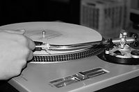 We love techno DJing!