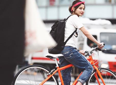 クロスバイク人気の理由~「良い点」「難点」を知ろう♪