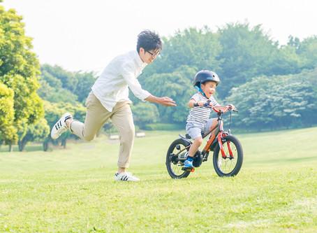 6歳までに自転車乗れたら、運動が得意になるってホント?!