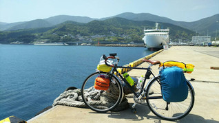 ランドナーTURで日本一周を目指します!