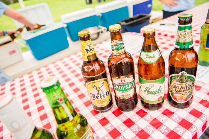 Serbian & Imported Beers