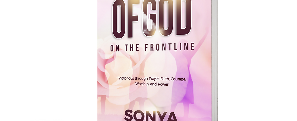WOMEN OF GOD ON THE FRONTLINE BOOK