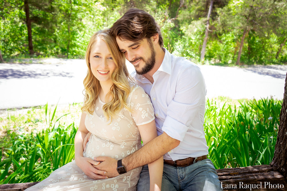 Maternity Photos of married couple