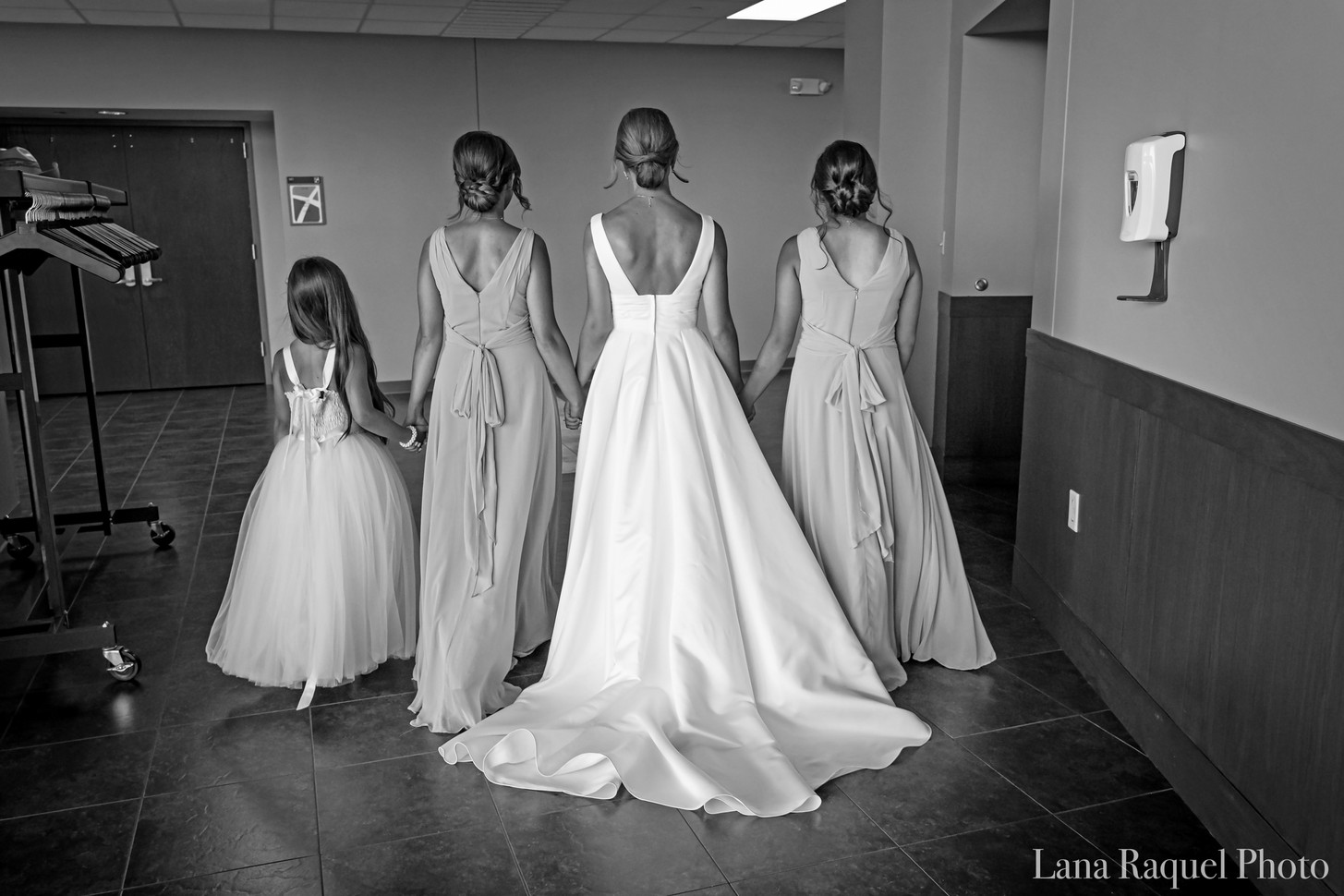 Bridesmaids-Walk-Hand-in-hand