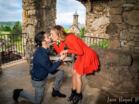 Brandy and Kartik's Engagement
