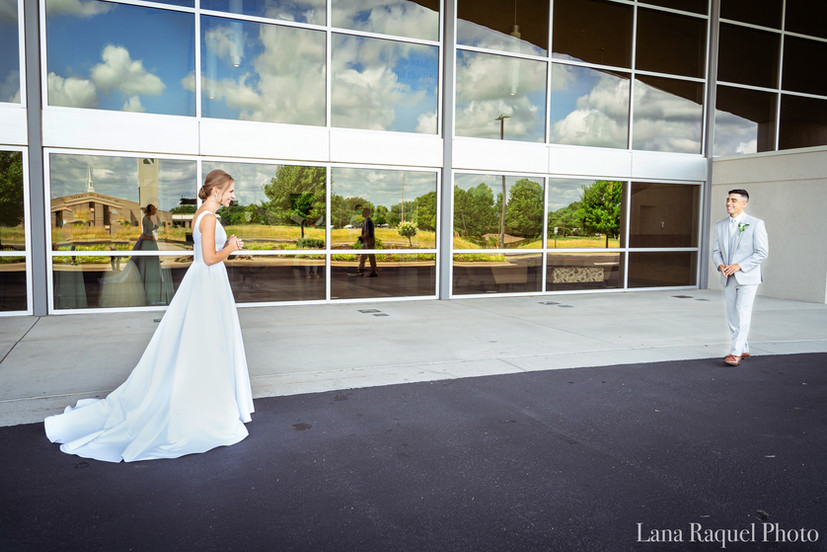 First-Look-Wedding-Springfield-Missouri