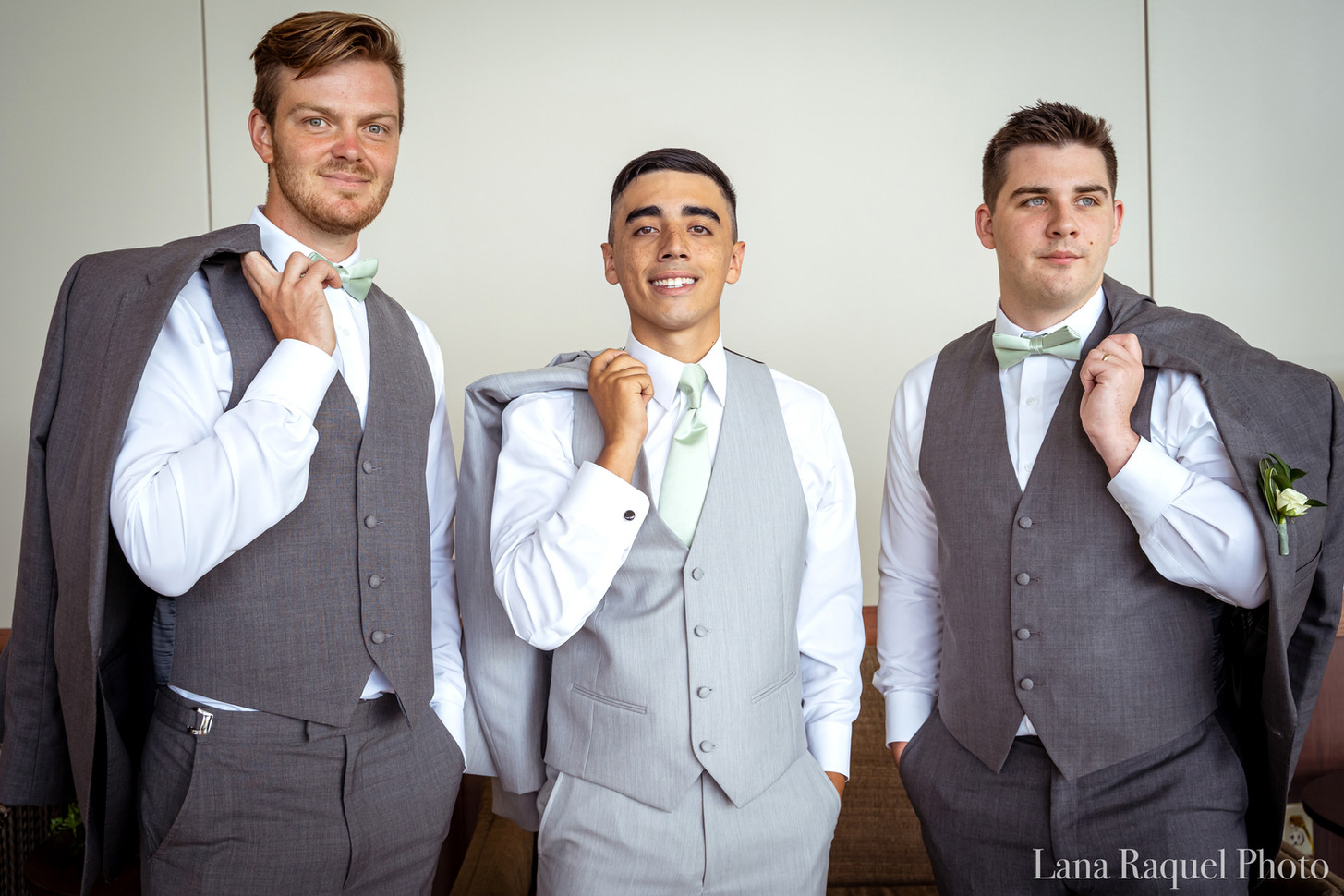 Three-Groomsmen-Wedding-Day