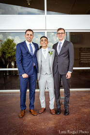 Groom-with-Family