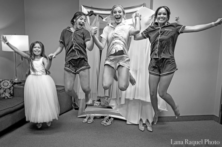 Bridemaids-Being-Silly